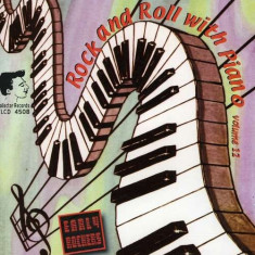 V/A - Rock and Roll With V.12 ( 1 CD ) - Muzica Rock & Roll