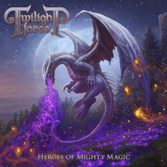 Twilight Force - Heroes of.. ( 1 CD ) - Muzica Rock