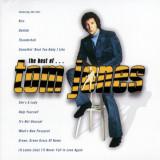 Tom Jones - Best of ( 1 CD ) - Muzica Pop