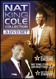 Nat King Cole - Collection ( 3 DVD )