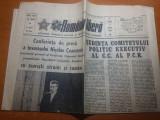 Ziarul romania libera 11 martie 1977-foto si art. de la cutremurul din 4 martie