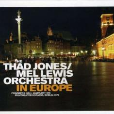 Thad & Mel Lewis Jones - In Europe ( 2 CD )