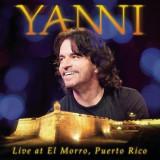 Yanni - Live at El Morro, Puerto Rico ( 1 CD + 1 DVD )