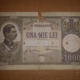 1000 Lei 1934 Perforata
