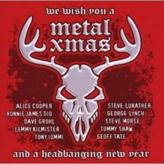 Artisti Diversi - We Wish You a Metal.. ( 1 CD ) - Muzica Sarbatori