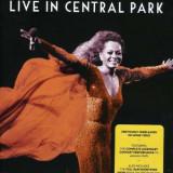 Diana Ross - Live In Central Park ( 1 DVD ) - Muzica Pop