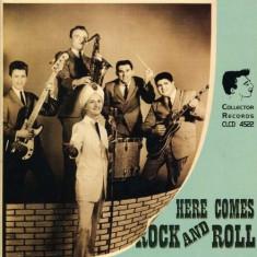 V/A - Here Comes Rock and Roll ( 1 CD ) - Muzica Rock & Roll
