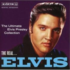 Elvis Presley - The Real Elvis ( 1 CD ) - Muzica Rock & Roll
