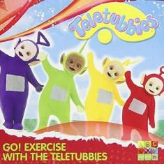 Teletubbies - Go Exercise With the.. ( 1 CD ) - Muzica Pop