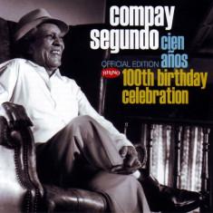 Compay Segundo - Cien Anos 100th Birthday Celebration ( 2 CD ) - Muzica Latino