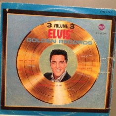 ELVIS PRESLEY - GOLDEN RECORD vol 3 (1963/RCA REC/RFG) - Vinil/Rock - Muzica Rock & Roll rca records