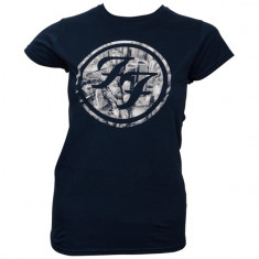 Tricou Fete Foo Fighters - City Circle