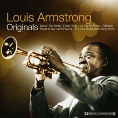 Louis Armstrong - Originals ( 1 CD ) - Muzica Jazz