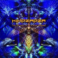 Kindzadza - I'd Like U To Be a Mind.. ( 1 CD ) - Muzica House