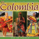 Son De Pueblo - Traditional Songs And Dances From Colombia ( 1 CD )
