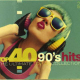 V/A - Top 40 - 90's Hits ( 2 CD ) - Muzica Pop