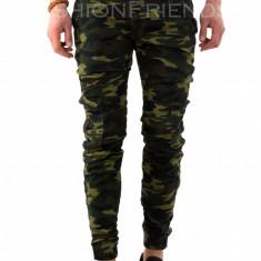 Pantaloni army camuflaj - COLECTIE NOUA - pantaloni barbati - 7903H8, Marime: 32, 33, 34, 36, Culoare: Din imagine