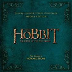 Howard Shore - Hobbit: Battle of.. -Ltd- ( 2 CD ) - Muzica soundtrack