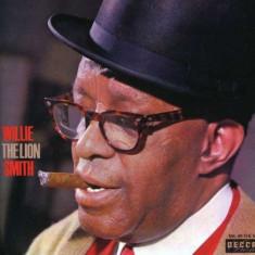 Willie Smith - Williethe Lion Smith ( 1 CD ) - Muzica Jazz