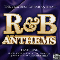 V/A - R&B Anthems ( 3 CD ) - Muzica R&B