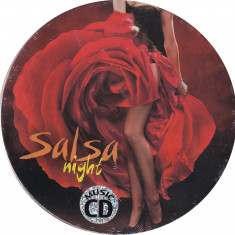 Artisti Diversi - Salsa Night ( 1 CD ) - Muzica Latino