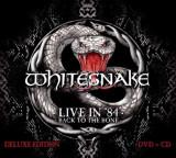 Whitesnake - Live In 1984 ( 1 CD + 1 DVD )