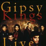 Gipsy Kings - Live ( 1 CD )