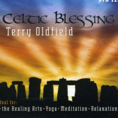 Terry Oldfield - Celtic Blessing ( 1 CD ) - Muzica Chillout