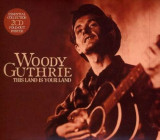 Woody Guthrie - This Landis..- Digi- ( 2 CD )