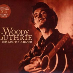 Woody Guthrie - This Landis..- Digi- ( 2 CD ) - Muzica Country