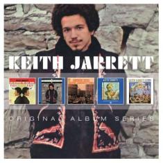 Keith Jarrett - Original Album Series ( 5 CD ) - Muzica Jazz