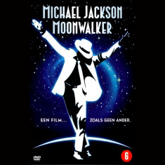Michael Jackson - Moonwalker ( 1 DVD ) - Muzica Pop