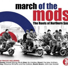 V/A - March of the Mods ( 3 CD ) - Muzica Blues