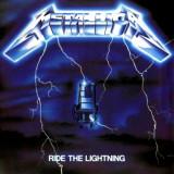 Metallica - Ride the Lightning ( 1 CD )