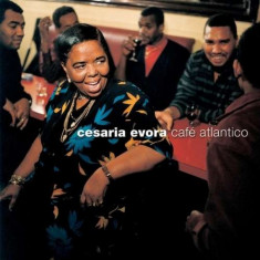Cesaria Evora - Cafe Atlantico ( 2 VINYL ) - Muzica Latino