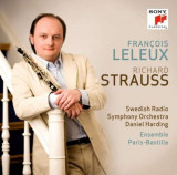 Franois Leleux - R. Strauss: Oboe Concerto ( 1 CD )