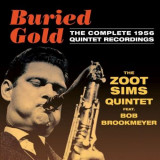 Zoot Sims -Quintet- - Burried Gold ( 2 CD )
