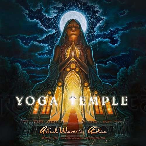 Astral Waves & Aeolia - Yoga Temple ( 1 CD )