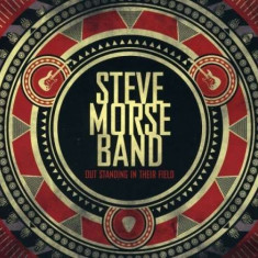 Steve Morse Band - Out Standing In Their.. ( 1 CD ) - Muzica Pop
