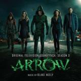 OST - Arrow Season 3 ( 1 CD ) - Muzica soundtrack