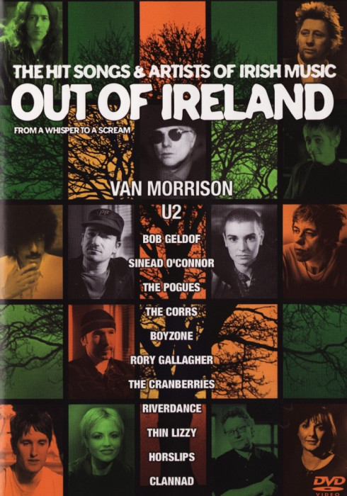V/A - Out Of Ireland ( 1 DVD )