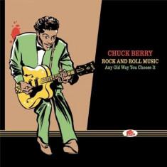 Chuck Berry - Rock and Roll Music Any.. ( 18 CD ) - Muzica Rock & Roll