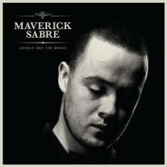 Maverick Sabre - Lonely Arethe Brave ( 1 CD ) - Muzica Pop