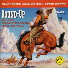 Cincinnati Pops Orchestra - Round- Up ( 1 SACD ) - Muzica Clasica