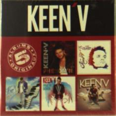 Keen'v - 5 Original Albums ( 5 CD )