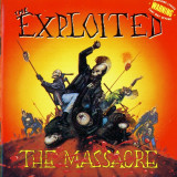 Exploited - The Massacre =Special Edition= ( 1 CD ) - Muzica Rock
