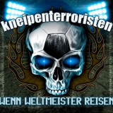Kneipenterroristen - Wenn Weltmeister Reisen ( 1 CD )