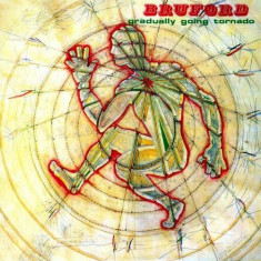 Bill Bruford - Gradually Going Tornado ( 1 VINYL ) - Muzica Jazz