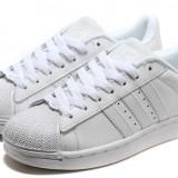 Adidasi Adidas SuperStar - Adidasi dama, Culoare: Din imagine, Marime: 36, 37, 38, 39, 40, 41, 42, 43, 44, Piele sintetica