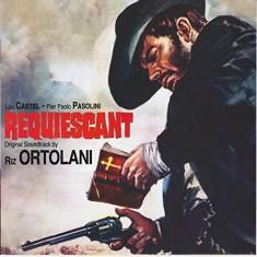 Riz Ortolani - Requiescant -.. ( 1 CD ) - Muzica soundtrack